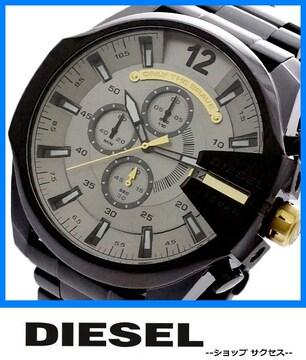 新品 即買い■ディーゼル DIESEL 腕時計 DZ4479 メガチーフ