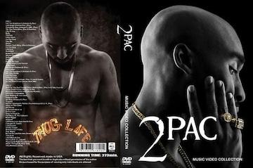 2018!2PAC プロモ集!2DVD PV MV Tupac トゥーパック HIPHOP