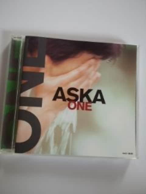飛鳥涼ASKA アルバム ONE送料込み  < タレントグッズの