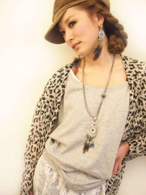 ◆joujou CHAHURU ネックレス◆  < ブランドの