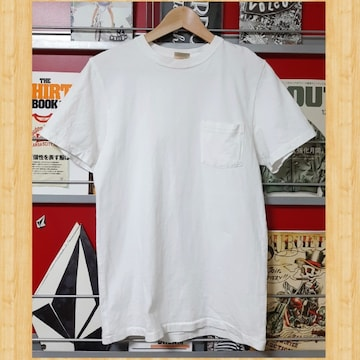 GLADHAND グラッドハンド ポケットTシャツ S WEIRDO GANGSTERVILLE