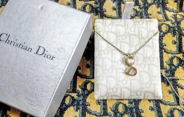 ≪Christian Dior≫ディオール ネックレス 美品