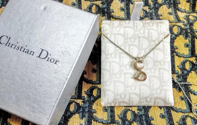 ≪Christian Dior≫ディオール ネックレス 美品  < ブランドの