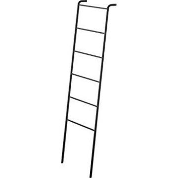 山崎実業 立て掛け収納ラック ラダーハンガー はしご ハンガーラ