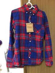 1386☆ネルシャツ