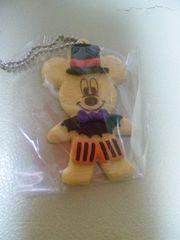 ディズニーミッキーハロウィンクッキー風ストラップ