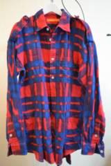 THUNDERBOXサンダーボックス チェックシャツ