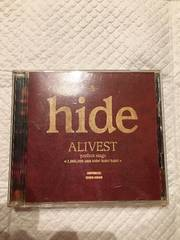 DVD hide ALIVEST perfectstage