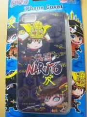 NARUTO-ナルト-疾風伝 戦国NARUTO iPhone5専用 カバー B:サスケ&我愛羅