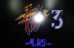 Final Fight 3 Deluxe ファイナルファイト カセットのみ