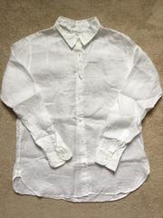 UNIQLO 新品未使用 ホワイトシャツ