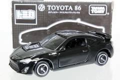 非売品! トミカ トヨタ 86 ボディカラー クリスタルブラックシリカ外箱に難あり