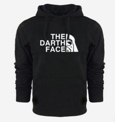 ザ ダースフェイス《THE DARTH FACE》パーカー L or XL