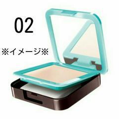 メイベリン☆未使用!ピュアミネラルBBパクトファンデ[02ミディアムベージュ]定価1620円
