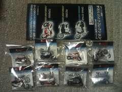 ローソン限定  ヤマハバイクコレクション  全7種+1レア コンプ