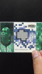 2002 ガーネット ジャージカード