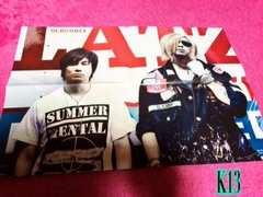 K13★OLDCODEX★両面ポスター★新品 2014/9