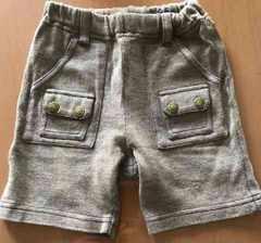 6■HUSHUSH ハッシュアッシュ 半ズボン 95cm 切手払い可能