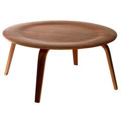 イームズコーヒーテーブル CTW-WN ウォールナット