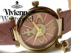 美品 1スタ★ヴィヴィアン・ウエストウッド【スイス製】腕時計
