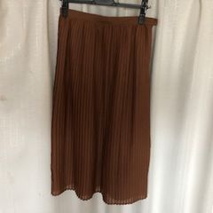 innowave ロングプリーツスカート