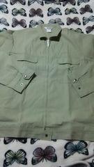 新品 作業服上着大きいサイズ(●^o^●)4L