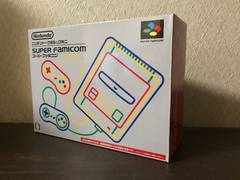 ニンテンドークラシックミニ スーパーファミコン SFC 新品即決 ミニスーファミ