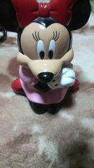 ミッキーマウス ミニー 貯金箱