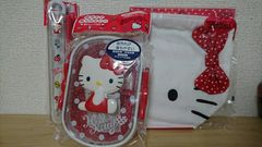 *Hello Kitty/ランチケース・はし・巾着*