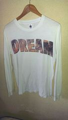 ハリウッドランチマーケット DREAM ロングTシャツ