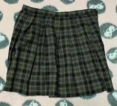 コスプレ制服 チェック柄 スカート