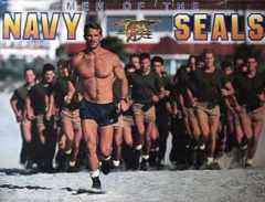 SU NAVY SEAL SWIMMER,S SHORT カーキ