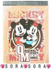 ディズニー【ミッキー&ミニー】可愛い♪ボリュームメモ帳