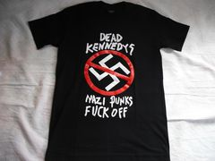 ブラックTシャツMサイズ(新品未使用品)DEAD KENNEDY