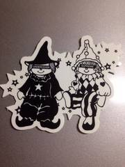 ◆即決◆16AW Supreme UNDERCOVER Dolls Sticker ステッカー