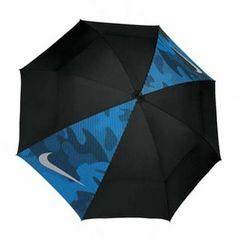 新品即決 ナイキ WINDSHEER LITE アンブレラ 62インチ ブルー