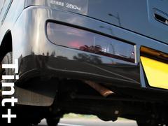 Tint+再利用OK ハイゼット S320V テールランプ スモークフィルム 改造