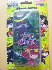 NARUTO-ナルト-疾風伝 戦国NARUTO iPhone5専用 カバー C:カカシ&シカマル