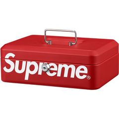 Supreme Lock Box ボックスロゴ 箱 Storage