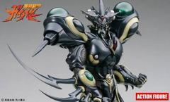マックスファクトリーBFC-MAX09『ガイバーギガンティックダーク』フィギュア /中古