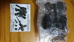 モビルスーツアンサンブル  MS武器セット ブラッククリアver