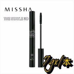 Missha (ミシャ)The Style 3D マスカラ 7g×1本 韓国コスメ