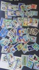 40円切手バラ色々70枚新品未使用品  4070