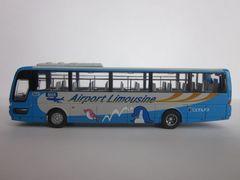 ザ・バスコレクション第14弾 三菱ふそうニューエアロバスことでんバス