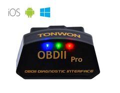自動車故障診断機OBD II pro BT4.0