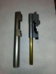 東京マルイ製M92Fベレッタ用アウターバレル&インナーバレル(新品)送無料