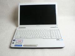 TOSHIBAノートPC◆T350/34BW ◆PT35034BSFW◆ジャンク