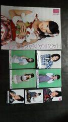 AKB48仲川遥香公式生写真&カード詰め合わせ福袋