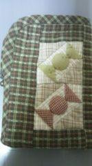 ハンドメイド 布製 ポーチ�A