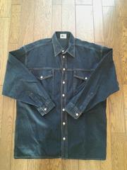 ヴェルサーチ V2 デニム シャツジャケット